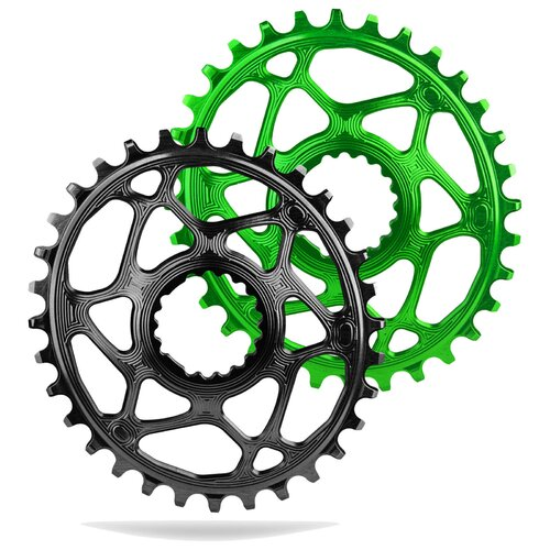 OVAL Cannondale Hollowgram direct mount N/W chainring